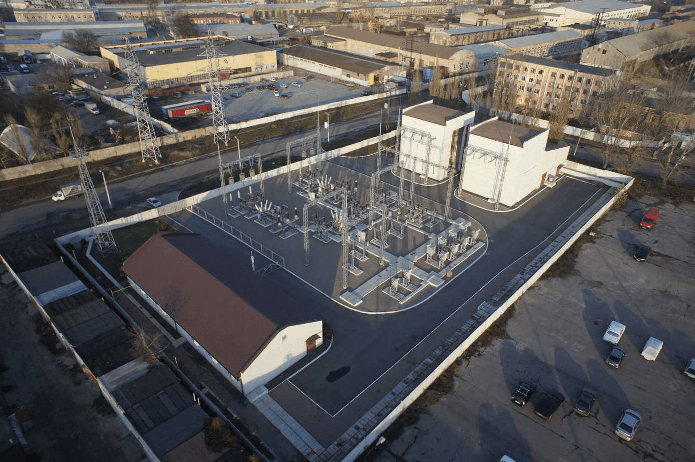 АТ «Харківобленерго» в розмірі 65%