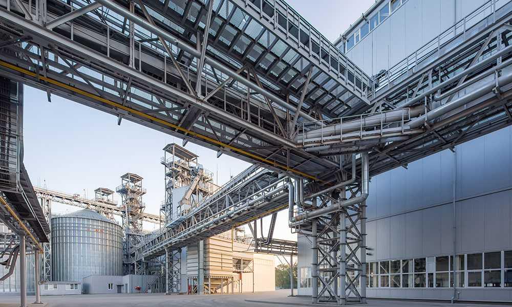 Олійно-екстракційний завод