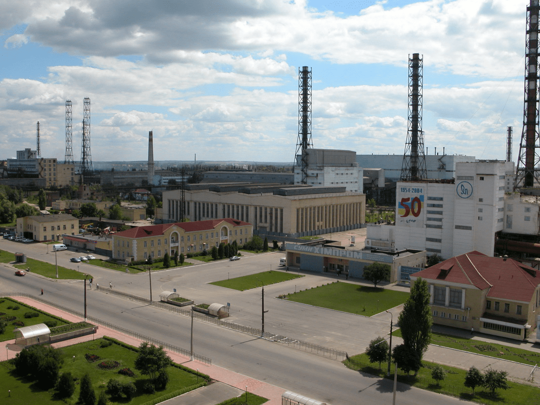 Завод хімічної промисловості ПАТ «Сумихімпром»