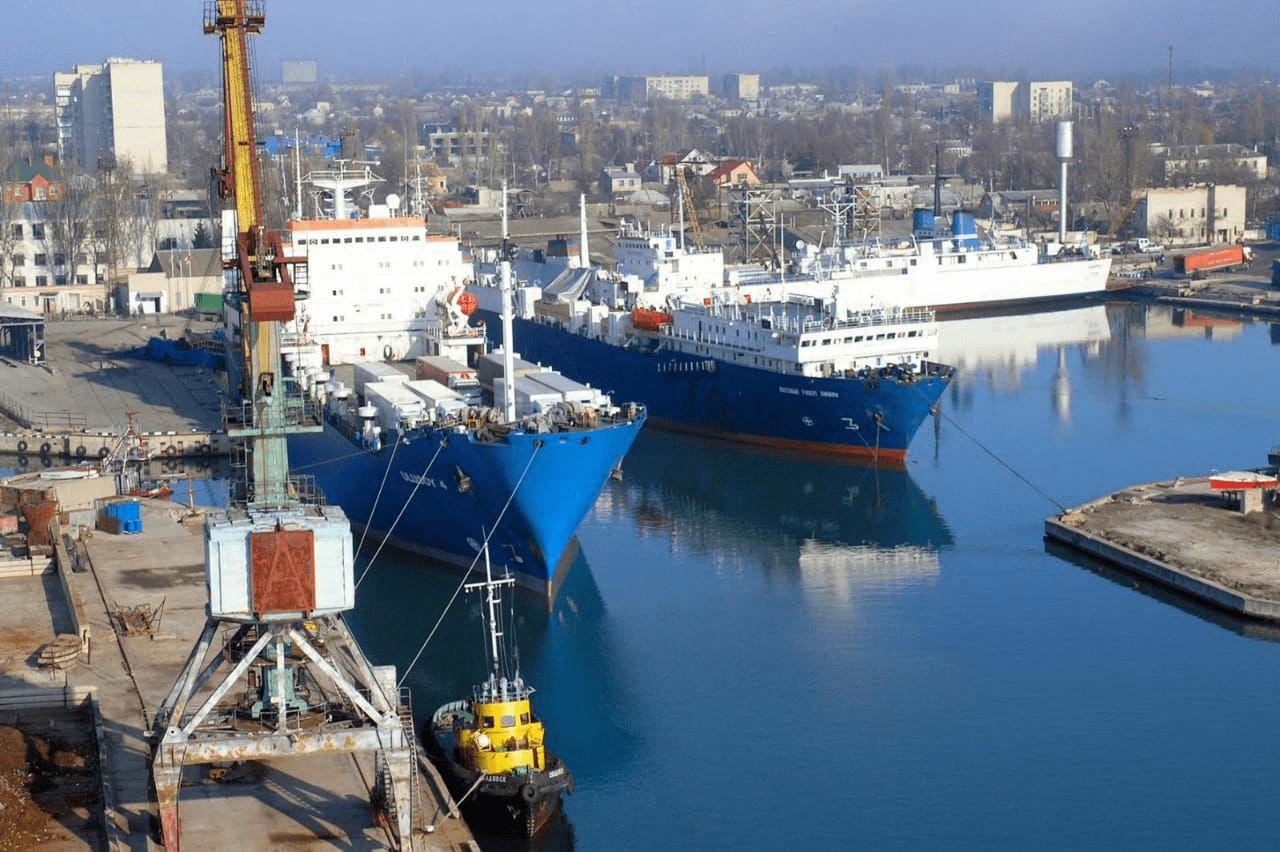 Майновий комплекс державного підприємства «Скадовський морський торговельний порт»