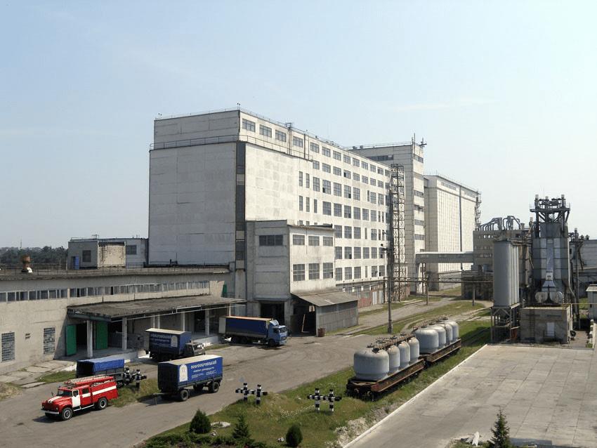 Єдиний майновий комплекс Державного підприємства «Новопокровський комбінат хлібопродуктів»