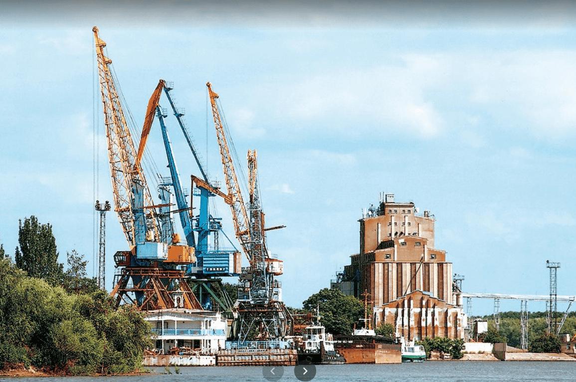 Уст-Дунайський морський торговельний порт