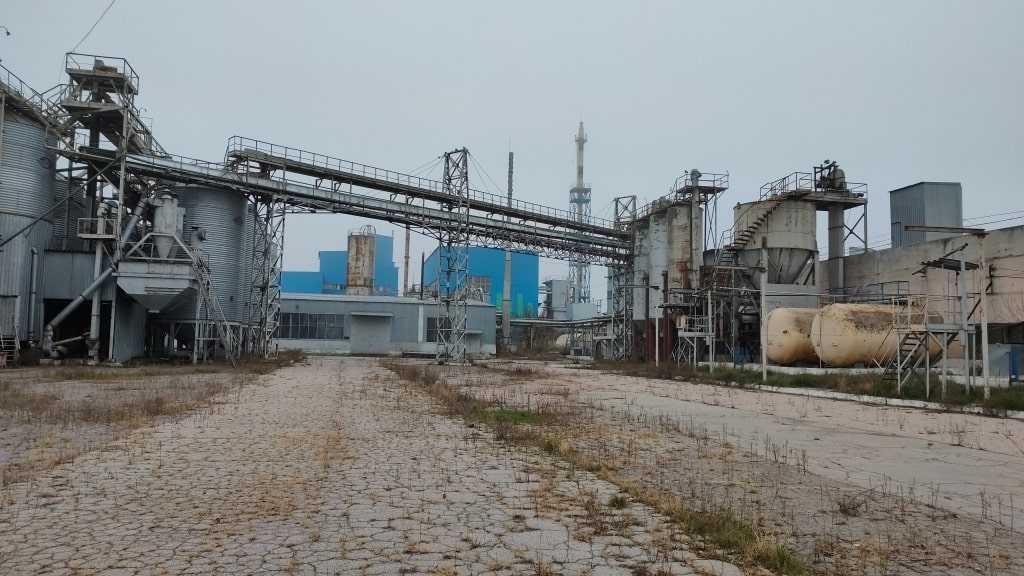Cучасний завод модифікованих жирів в м. Кропивницький