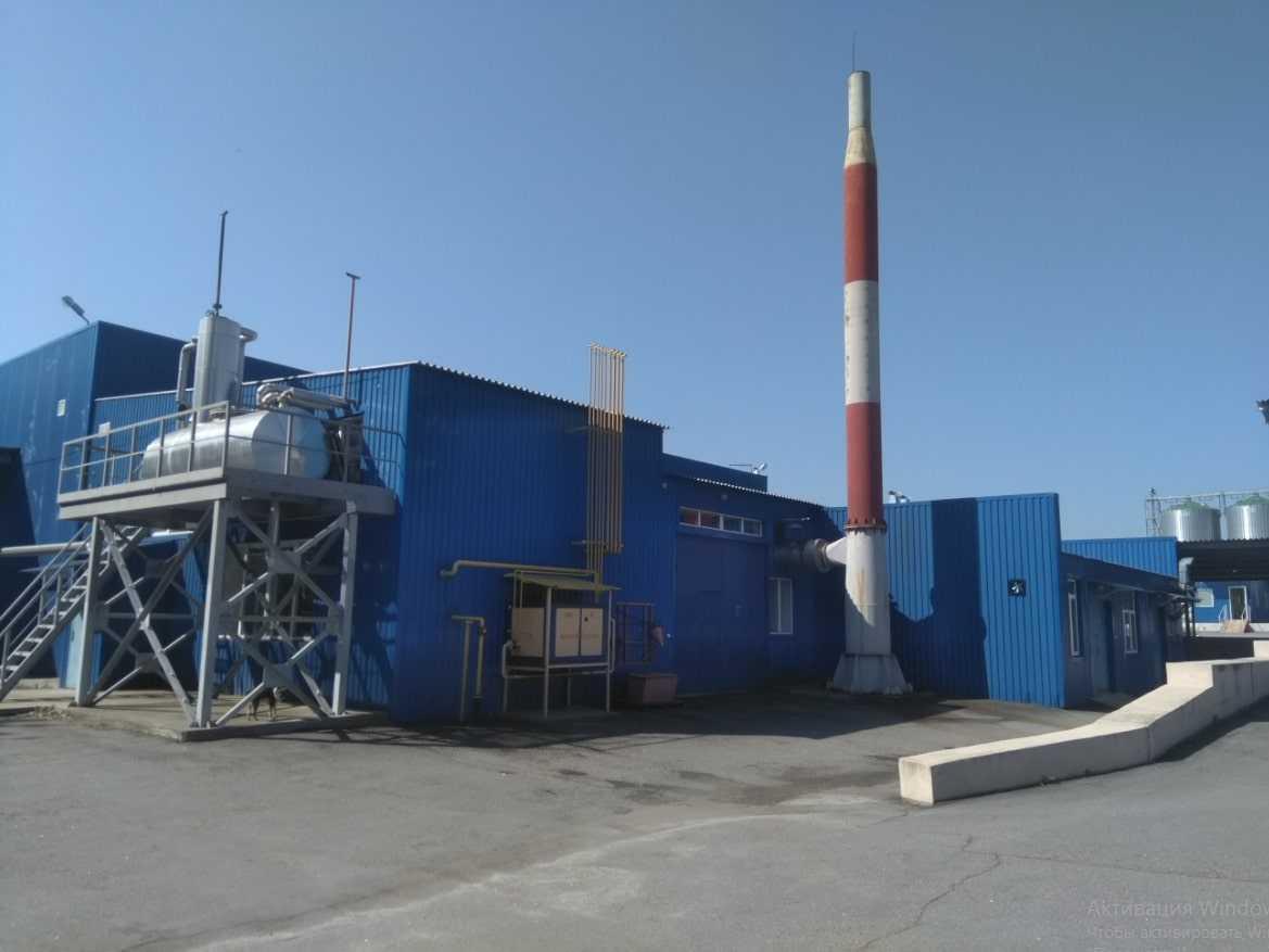 Завод по виробництву спредів та м'яких маргаринів