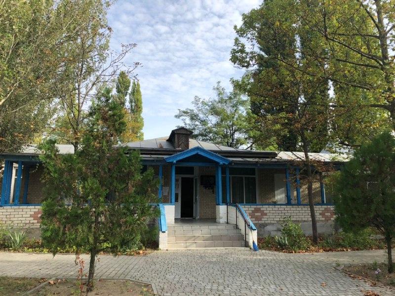 В оренду здається санаторій «Гопри» на березі Чорного моря