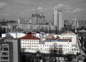 Lukyanovsky pre-trial detention center in Kyiv can be converted into a hotel